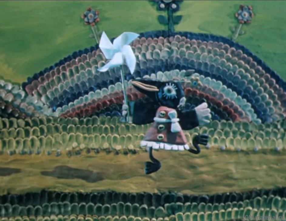 Как создавался мультфильм «Пластилиновая ворона»