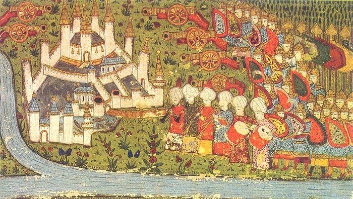 Забытое чудо Белградской победы 1456 года