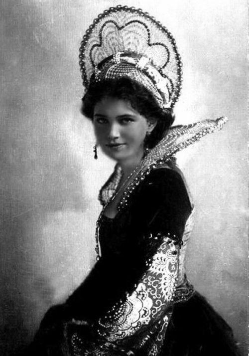 Великая княжна Мария Николаевна Романова