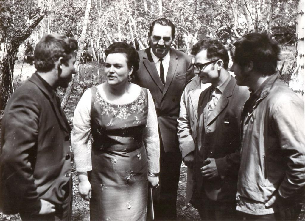 Самые любимые советские певицы