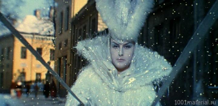 История создания фильма «Снежная королева»
