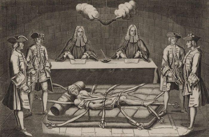 Покушение на Людовика XV