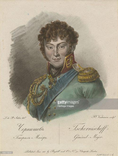 Секреты Бонапарта на столе у Александра I