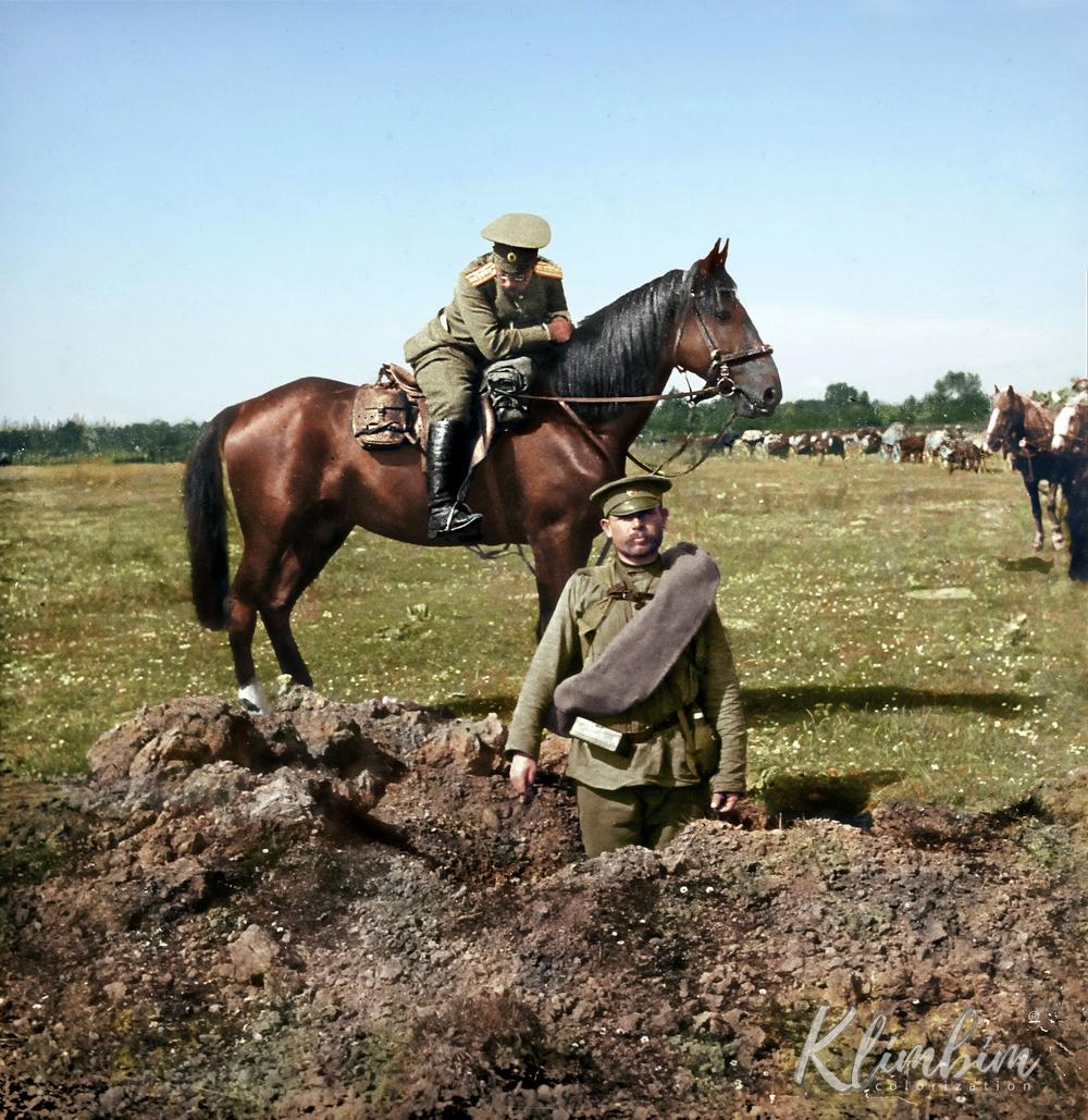 Фотоколорист невероятно реалистично раскрашивает исторические снимки