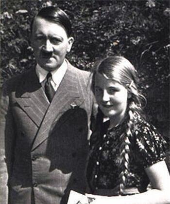 Гели Раубаль: «подлинная страсть» Гитлера