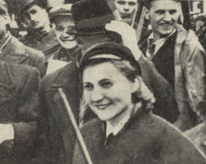Бесстрашная эстонская разведчица Леэн Кульман