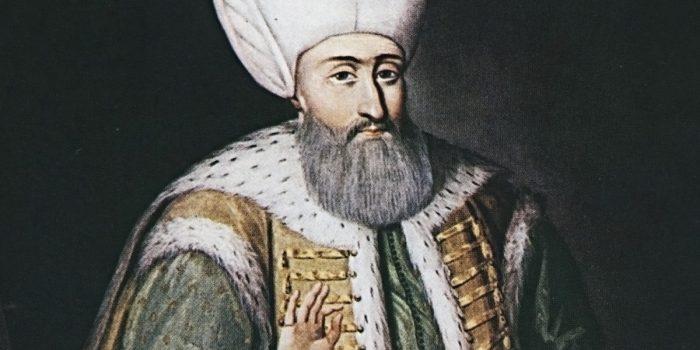 Великолепный султан