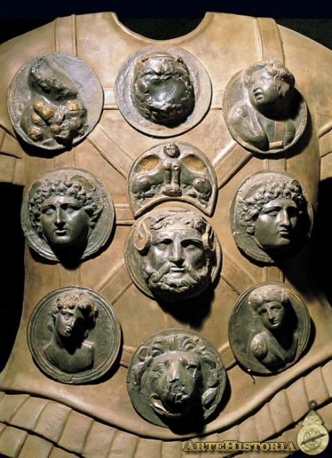 Боевые награды римских легионеров
