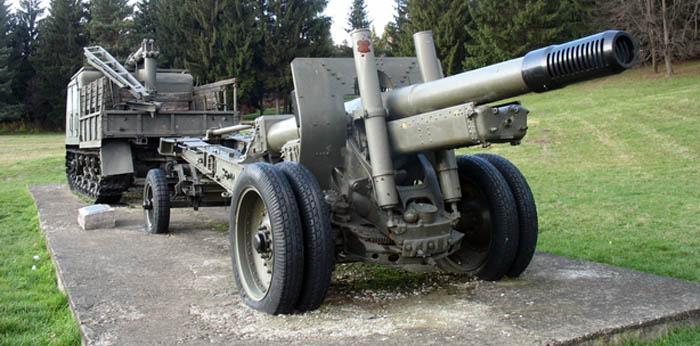 Легендарные пушки Великой Отечественной войны