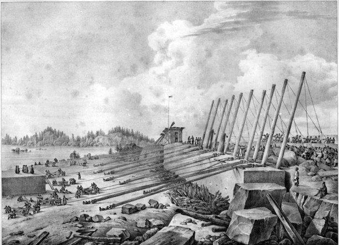 10 фактов об Александровской колонне