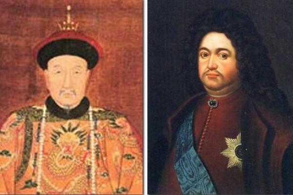 Первый договор России с Китаем