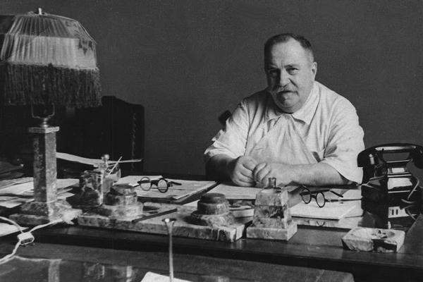Доктор Вишневский – разработчик знаменитой мази