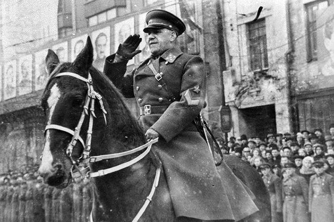 Великий Маршал Победы Георгий Константинович Жуков