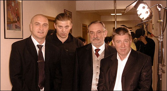 Александр Балуев: главная роль Жукова