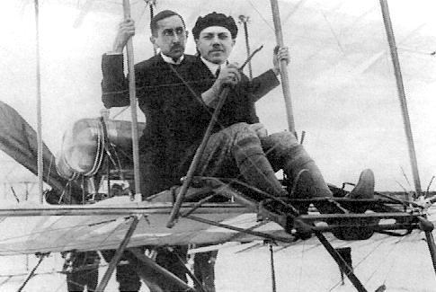 Знаменитый русский лётчик Михаил Ефимов