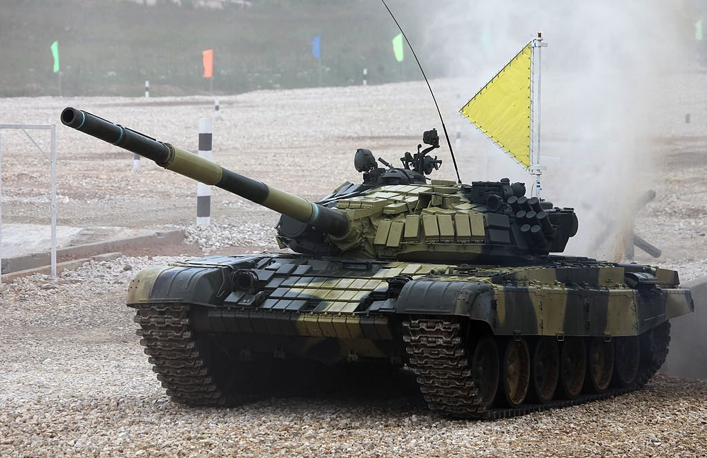 Ветерана армии США поразил Т-72: «Русские танкисты – сумасшедшие!»