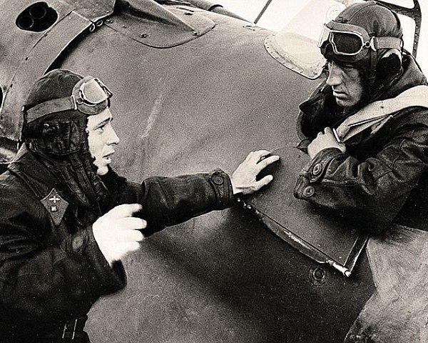 Виктор Талалихин – легендарный военный летчик