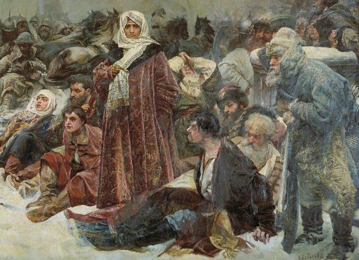 Как Марфа-посадница за новгородские вольности с Москвой воевала?