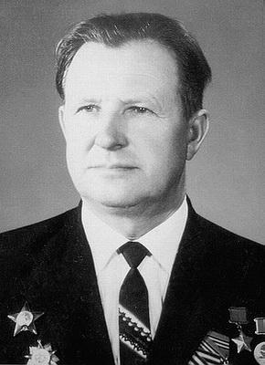 Герой Советского Союза Гвардии капитан Александр Вильямсон