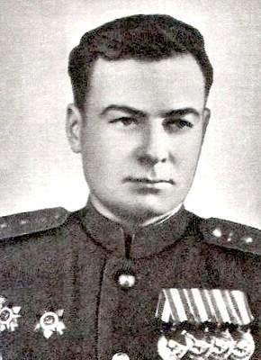 Воздушный Ас Алексей Семенович Закалюк