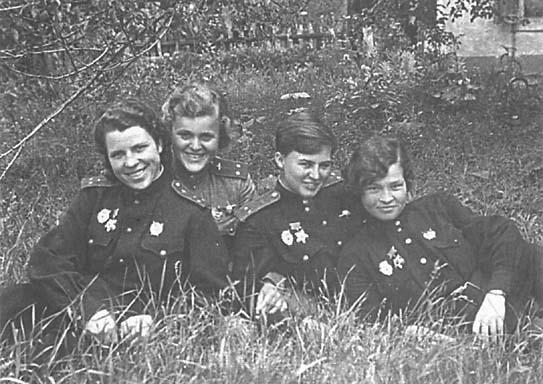 Командир женской эскадрильи Евдокия: судьба «ночной ведьмы»