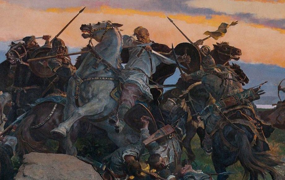 О правлении и ратных подвигах князя Святослава