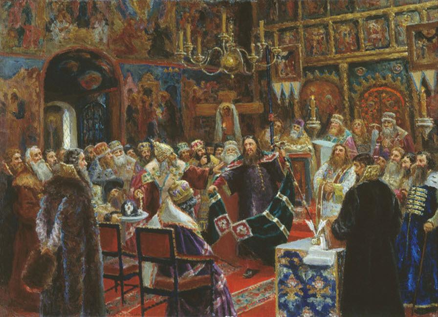 Соловецкое восстание 1668-1676 годов