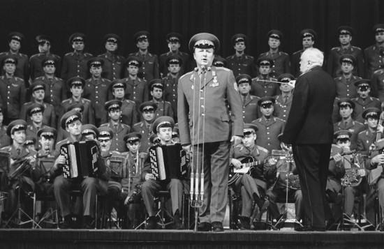 Ансамбль имени Александрова: факты из истории