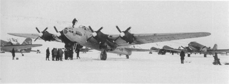 Пе-8: «Летающая крепость» Сталина