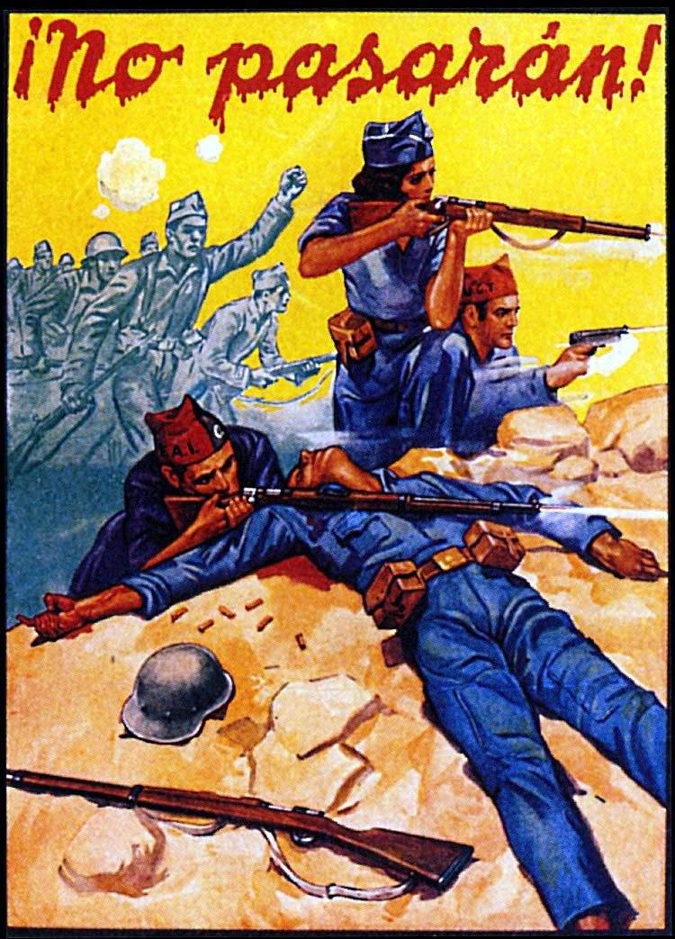 Владимир Кручинин. Погиб за испанский Сталинград