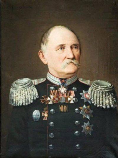Выдающийся военный инженер Российской империи