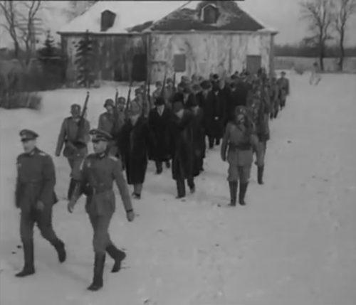 Вторжение нацистов в Канаду. Репетиция