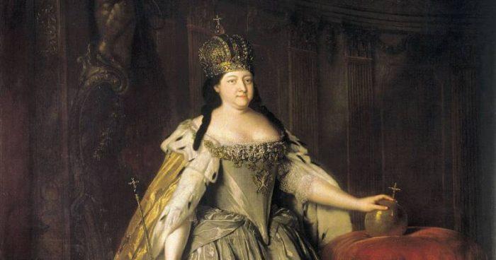 Российские монархи и их фавориты