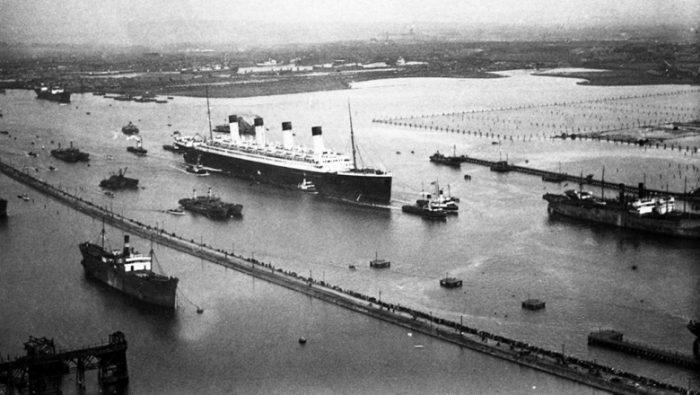Непотопляемая. Женщина, пережившая гибель «Титаника», «Британника» и «Олимпика»