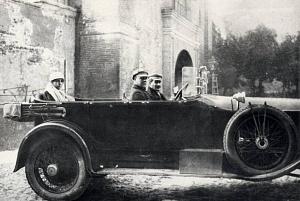 5 шофёров первых лиц государства