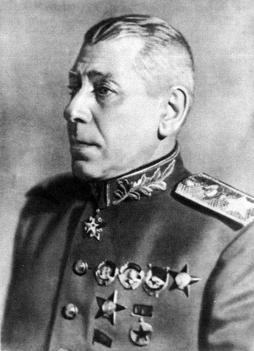 Главный военный советник Сталина