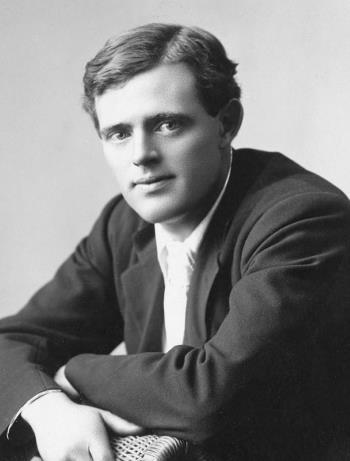 Джек Лондон :тиражи этого автора в Советском Союзе обогнали тиражирование книг Андерсена