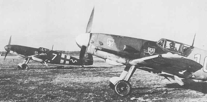Как «генерал Мороз» разгромил гитлеровскую авиацию под Ленинградом