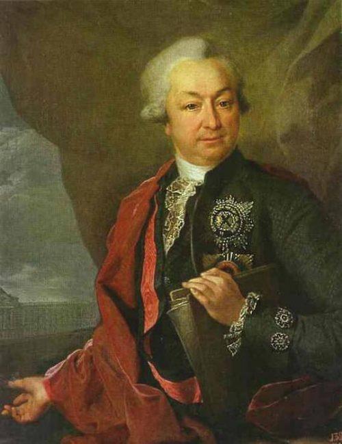 Иван Шувалов. Любимец императрицы и покровитель культуры