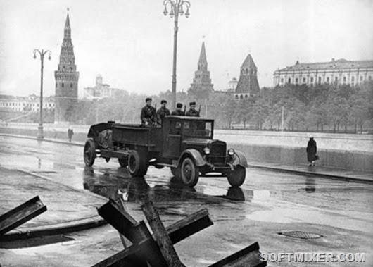 Легендарный парад 7 ноября 1941 года
