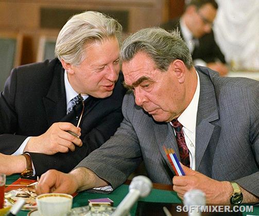 Триумф литератора Брежнева