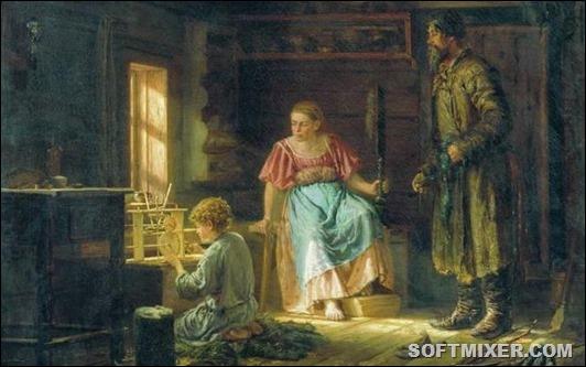 Что умели крестьянские дети 100 лет назад