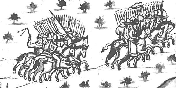 Взлёт и падение хана-узурпатора