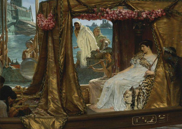 Цезарион — сын Цезаря и Клеопатры