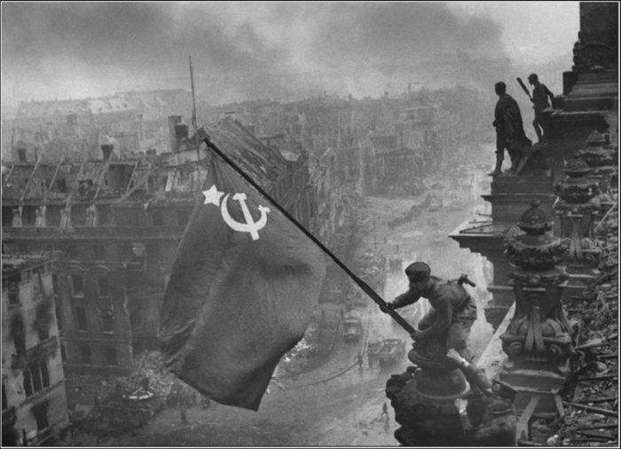 Герои военных фотоисторий