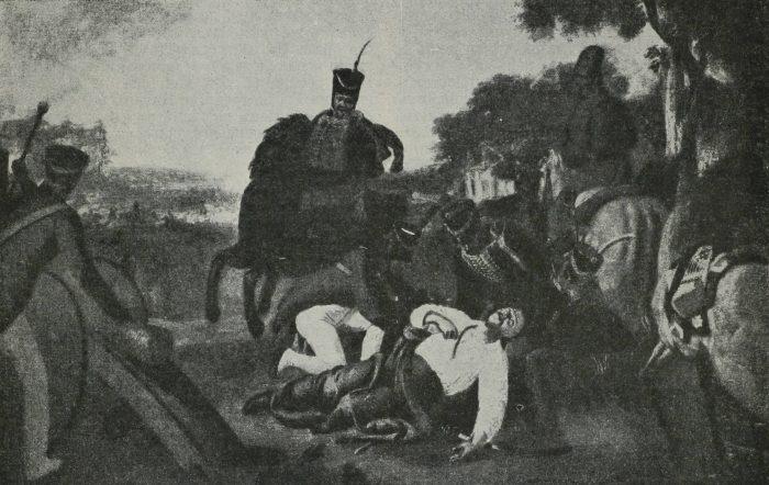 Генерал Кульнев предпочёл войну невесте