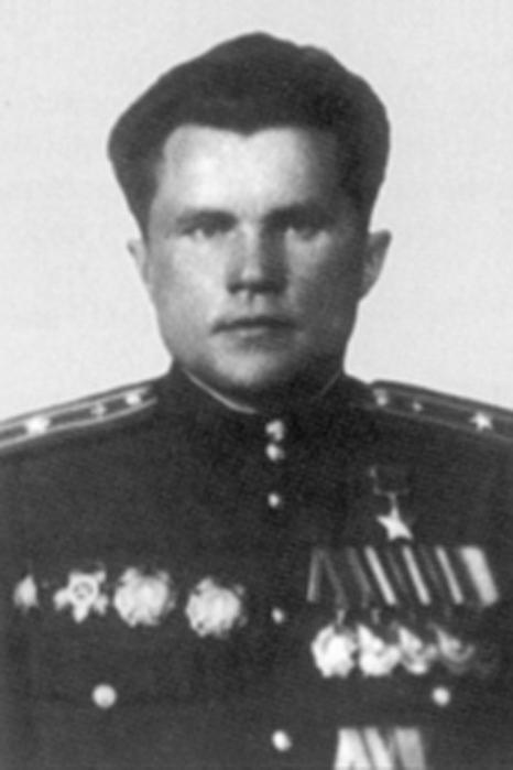 Герой Советского Союза Иван Воробьёв