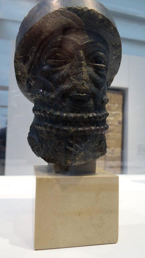 Вавилонский царь Хаммурапи