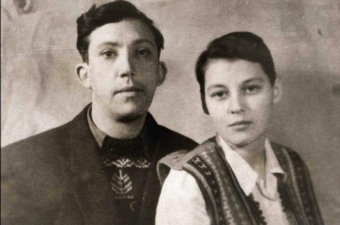 Портрет на двоих — Юрий Никулин и Татьяна Покровская