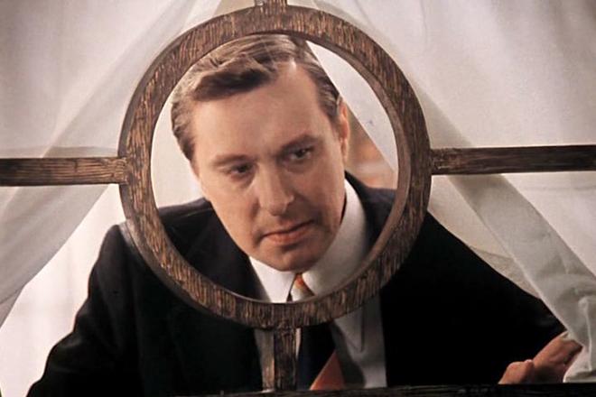 Потрясающий актер Олег Басилашвили